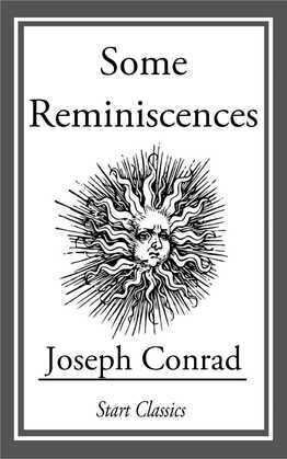 Some Reminicscences
