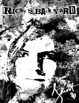 Ricky's Back Yard - Saint