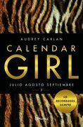 Calendar Girl Julio, agosto y septiembre