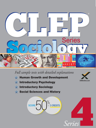 CLEP Sociology Series 2017