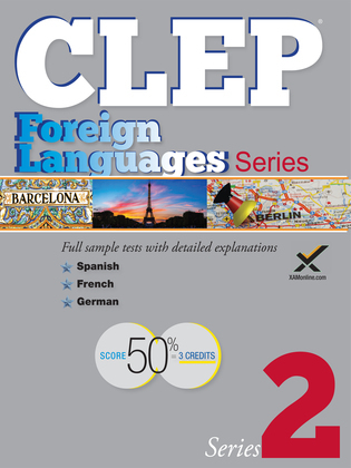CLEP Foreign Language Series 2017