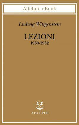 Lezioni 1930-1932