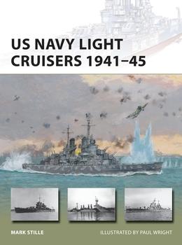 US Navy Light Cruisers 1941Â?45