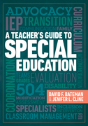 A Teacher's Guide to Special Education: A Teacher's Guide to Special Education