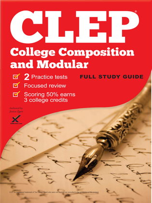 CLEP College Composition and Modular 2017
