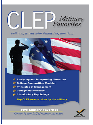 CLEP Military Favorites
