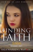 Finding Faith - Coming Of Age Romance Saga (Boxed Set): YA Romance Saga