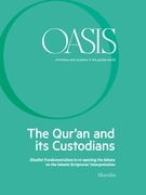 Oasis n. 23, The Qur'an and its Custodians
