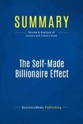 Summary: The Self-Made Billionaire Effect