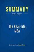 Summary: The Real-Life MBA
