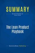 Summary: The Lean Product Playbook