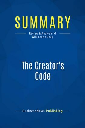 Summary: The Creator's Code