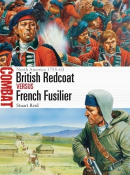 British Redcoat vs French Fusilier