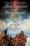 Mr Campion's Fault