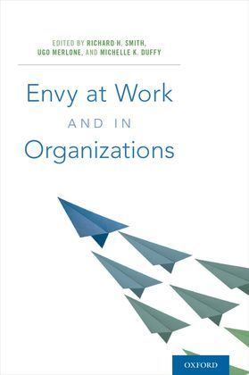 Envy at Work and in Organizations