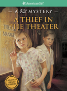 A Thief in the Theater: A Kit Mystery