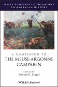 A Companion to the Meuse-Argonne Campaign