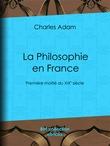 La Philosophie en France