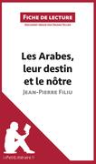 Les Arabes, leur destin et le nôtre de Jean-Pierre Filiu (Fiche de lecture)