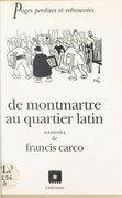 De Montmartre au Quartier latin
