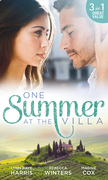 One Summer at The Villa: The Prince's Royal Concubine / Her Italian Soldier / A Devilishly Dark Deal (Mills & Boon M&B)