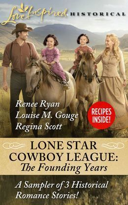 A Family For The Rancher (Mills & Boon Love Inspired Historical) (Lone Star Cowboy League: The Founding Years, Book 2)
