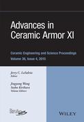 Advances in Ceramic Armor XI