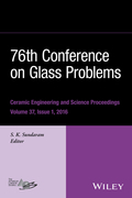 76th Conference on Glass Problems, Version A