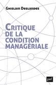 Critique de la condition managériale
