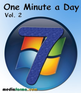 Windows 7 - One Minute a Day Vol. 2