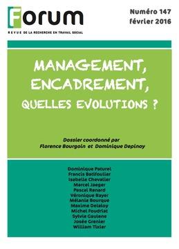 Forum 147 : Management, encadrement, quelles évolutions ?