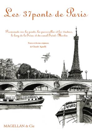 Les 37 ponts de Paris