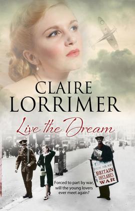 Live the Dream: A World War II Romance