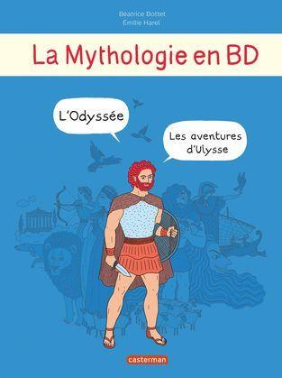 La Mythologie en BD - Les aventures d'Ulysse (Intégrale)