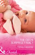 The Ceo's Surprise Family (Mills & Boon Cherish)