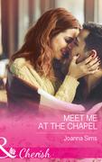 Meet Me At The Chapel (Mills & Boon Cherish) (The Brands of Montana, Book 4)