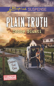 Plain Truth (Mills & Boon Love Inspired Suspense) (Military Investigations, Book 10)