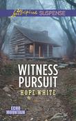 Witness Pursuit (Mills & Boon Love Inspired Suspense) (Echo Mountain, Book 5)