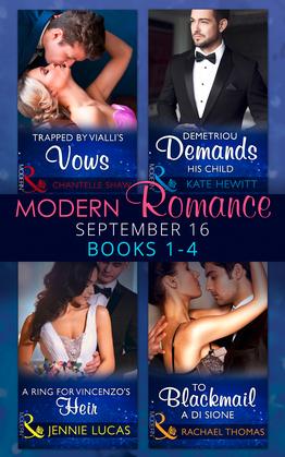 Modern Romance September 2016 Books 1-4 (Mills & Boon e-Book Collections)