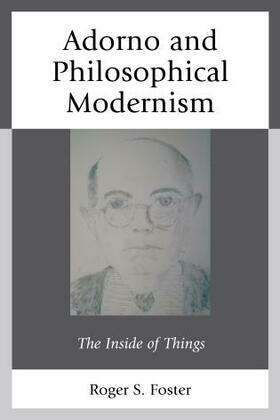 Adorno and Philosophical Modernism