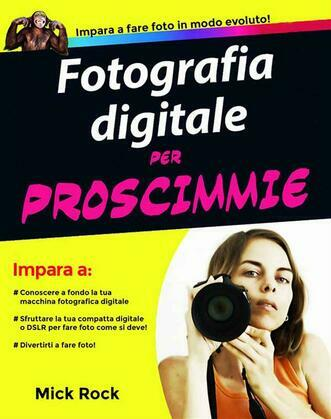 Fotografia Digitale per Proscimmie