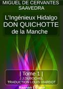 DON QUICHOTTE - TOME 1