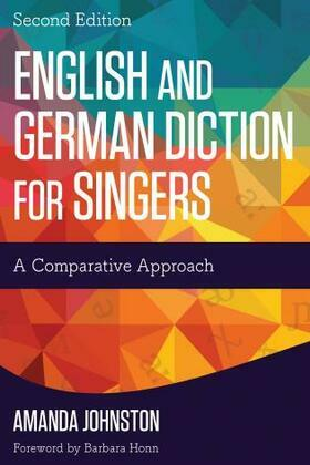 English and German Diction for Singers: A Comparative Approach