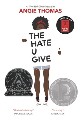 Image de couverture (The Hate U Give)