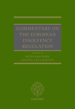 Commentary on the European Insolvency Regulation