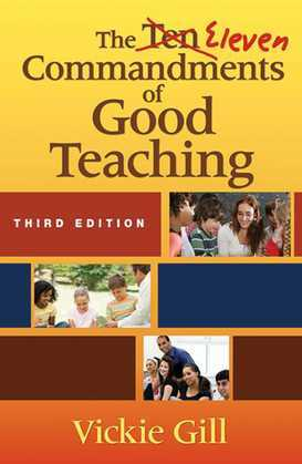 The Eleven Commandments of Good Teaching