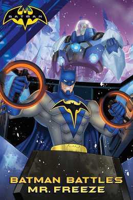 Batman Battles Mr. Freeze
