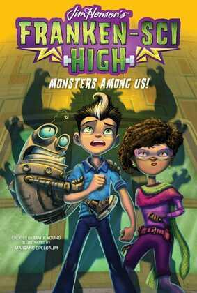 Monsters Among Us!