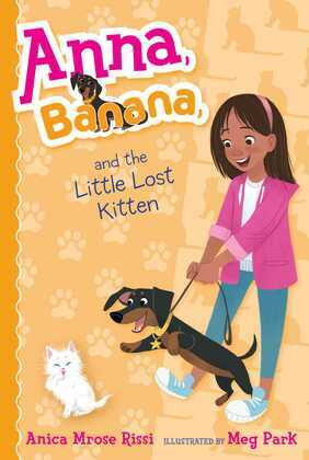 Anna, Banana, and the Little Lost Kitten
