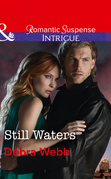 Still Waters (Mills & Boon Intrigue) (Faces of Evil, Book 2)